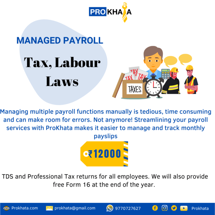 Managed Payroll Services (Lite)