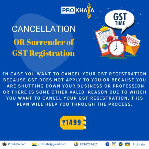 Ask an Expert - GST Notice