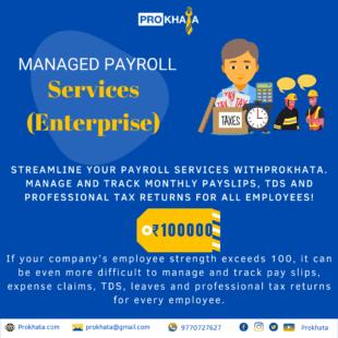 Managed Payroll Services (Enterprise)
