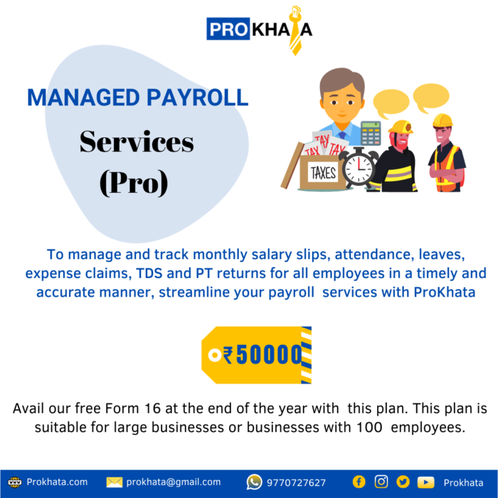 Managed Payroll Services (Pro)